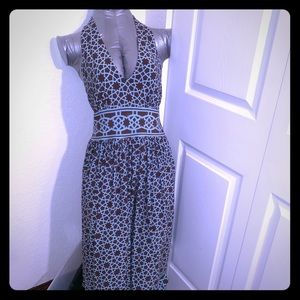 Backlesss dress size 8 Maggy London knee length